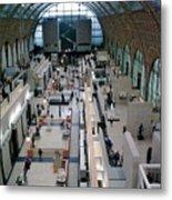 Museum D'orsay Paris Metal Print