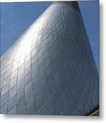 Museum Of Glass 3 Metal Print