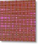 Mushroom # 7979 Abstract Metal Print