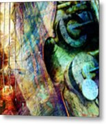 Music II Metal Print