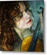 Music My Love Metal Print