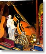 Musically Inclined Metal Print