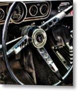 Mustang 330 Metal Print