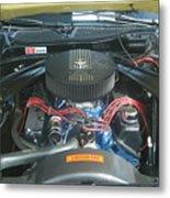 Mustang Mach 1 Metal Print