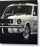 Mustang  Metal Print