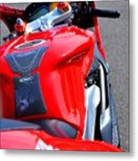 Mv Agusta - Color Metal Print