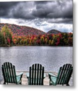 My Autumn View Metal Print