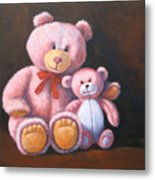 My Bears Metal Print