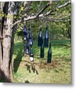 My Bottle Tree - Photograph Metal Print