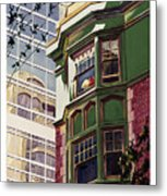 My Corner Of The World Metal Print