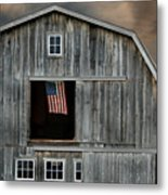 My Country Metal Print