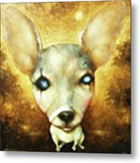 My Doggy Dog Metal Print