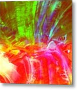 My Dreams Are Beginning To Grow Legs Metal Print