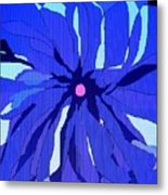My Fantastic Flower Metal Print