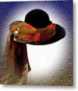 My Favorit Hat Metal Print
