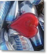My Hearts Drunk With Love Metal Print by WaLdEmAr BoRrErO
