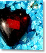 My Last Heart Metal Print