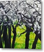 My Love Of Trees II Metal Print