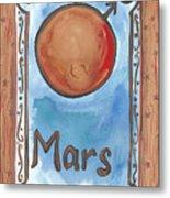 My Mars Metal Print