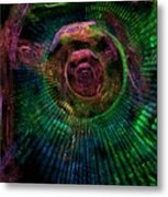 My Mind's Eye Metal Print