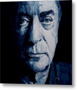 My Name Is Michael Caine Metal Print
