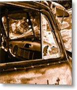 My Old Chevy Truck Metal Print