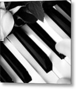 My Piano Metal Print