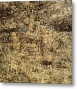 My Textured Stones D Metal Print