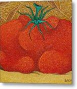 My Tomato  2008 Metal Print