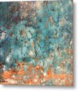My Turquoise Metal Print