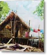 Myanmar Custom_016 Metal Print