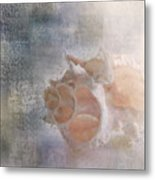 Mysterious Metal Print by Betty LaRue