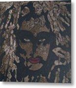 Mysterious Desire Metal Print