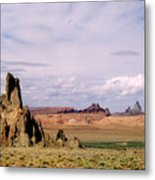 Mystery Valley Metal Print