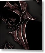 Mystic Experience Constructed Metal Print