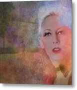 Mystic Woman Metal Print