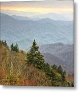 Blue Ridge Mountain 3 Metal Print