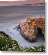 Mystical Cave Metal Print by Larry Marshall