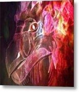 Mystical Dragon 2 Metal Print