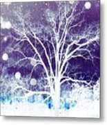 Mystical Dreamscape Metal Print