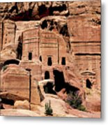 Nabataeans' City Metal Print