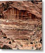 Nabatean's Stadium Metal Print