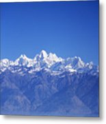 Nagarkot View Metal Print