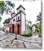 Naguanagua Church Metal Print