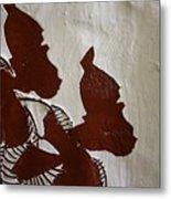 Nakato And Babirye - Twins 2 - Tile Metal Print