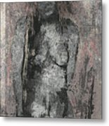 Naked Woman But Not Sexy Woman N.2 Metal Print