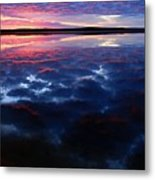 Namekus Lake Sunrise Metal Print