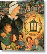 Nano Nagle, Foundress Of The Sisters Of The Presentation Metal Print