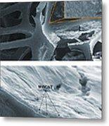 Nanotubes, Flame-resistant Coating, Sem Metal Print
