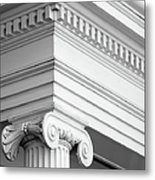 Nantucket Architecture Metal Print